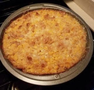 Laurie's Super Easy Corn Casserole.