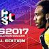 تحميل لعبة بيس 2017 مهكرة للاندرويد PES 2017 Pro evolution soccer