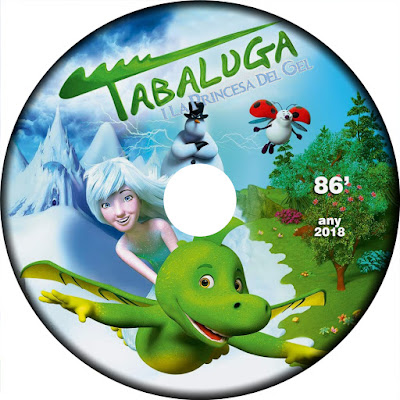 Tabaluga i la princesa del gel - 2018