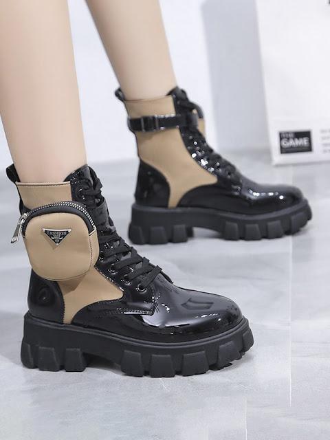 prada inspired boots