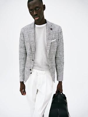 tommyxlardini, tommy hilfiger, lardini, menswear, workwear, teletrabajo, moda masculina, preppy style,