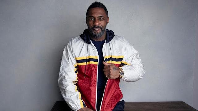 Idris Elba Named As The Sexiest Man Alive
