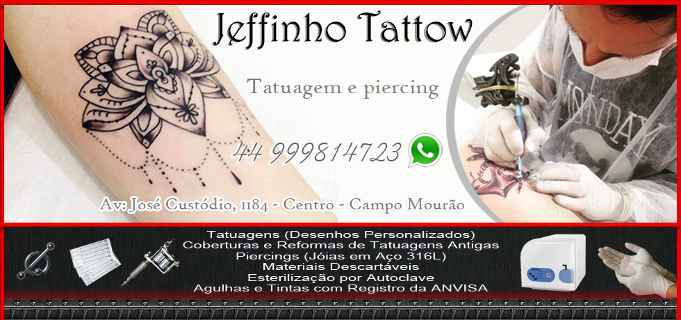 Jeffinho Tattow Studio