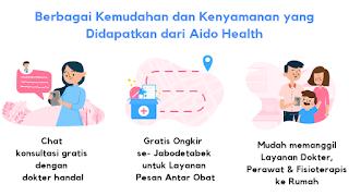 Lebih sehat lebih nyaman dengan Aido Health