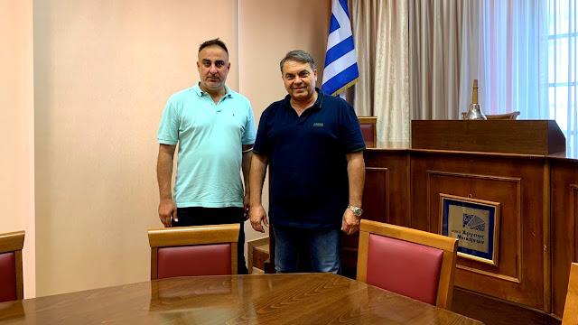 Στο τιμόνι του Διομήδη Άργους ο Νίκος Γεωργιάδης
