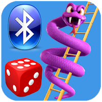 Snake & Ladders Bluetooth Game for Android