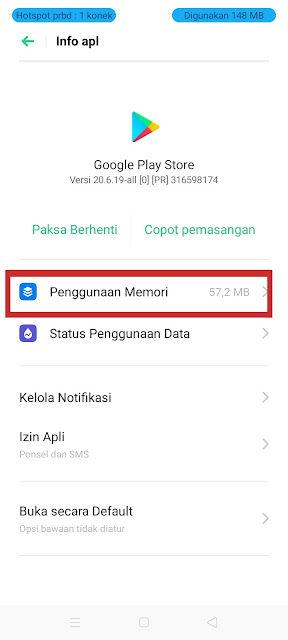 Download aplikasi di play store menunggu lama sekali