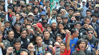 150 Ribu Buruh Bakal Kepung Jakarta Tolak Kenaikan Iuran BPJS Kesehatan