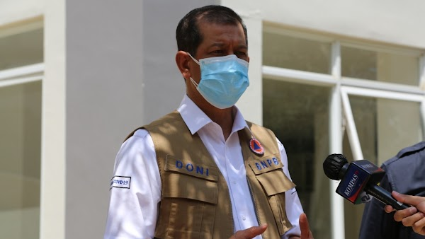 Doni Monardo: PSBB Jakarta Diumumkan Secara Resmi Besok Pukul 13.00 WIB