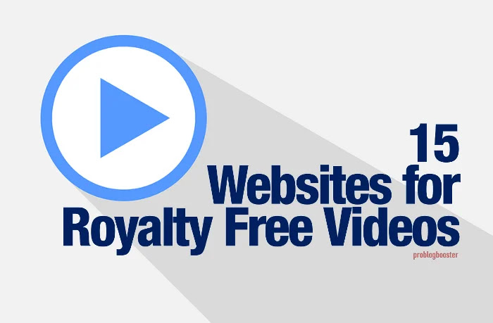 Sources for Royalty Free Videos