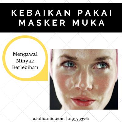 12 Kebaikan Pakai Masker Muka