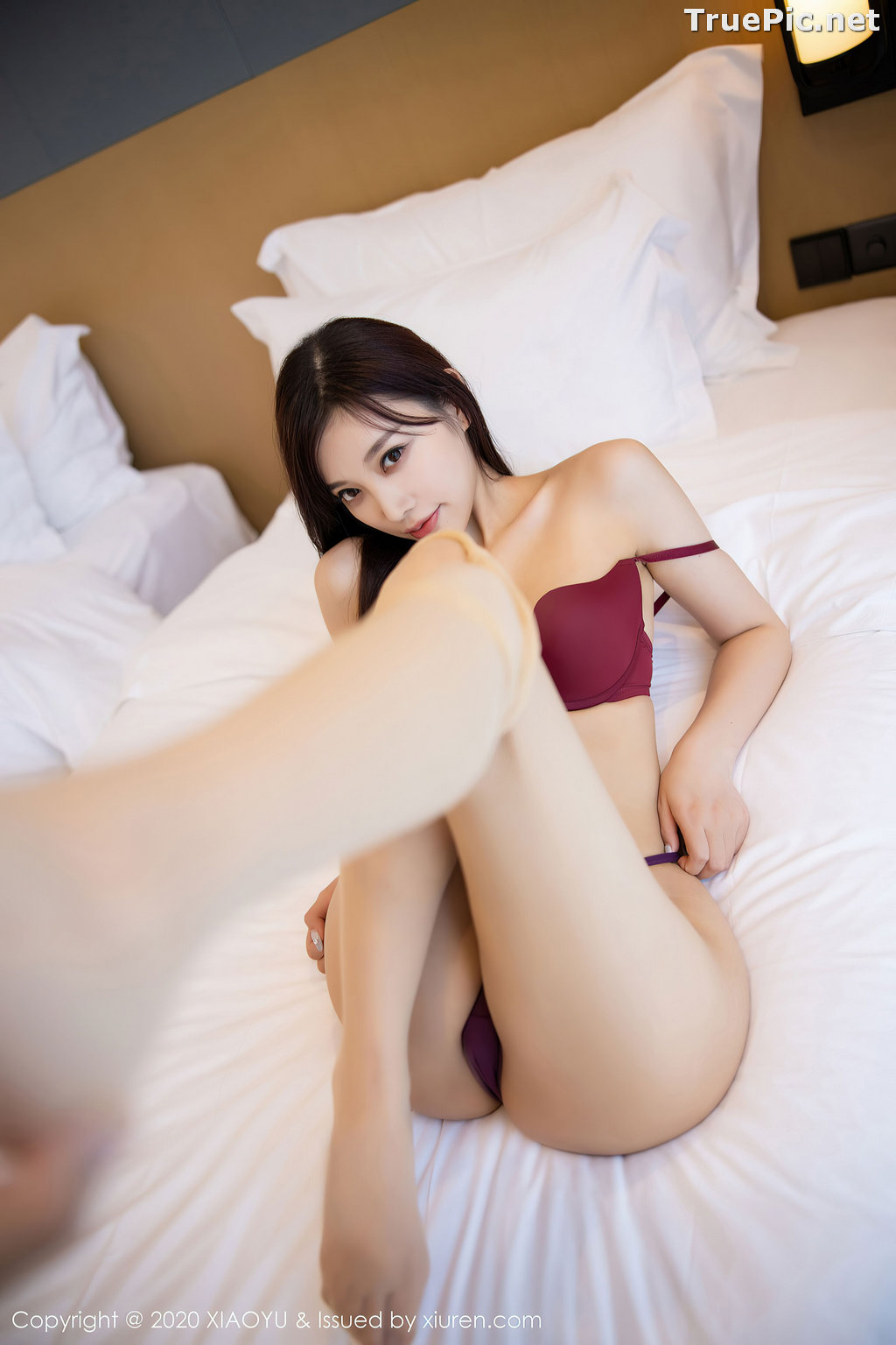 Image XiaoYu Vol.414 - Chinese Model - Yang Chen Chen (杨晨晨sugar) - Sexy Fitness Girl - TruePic.net - Picture-49
