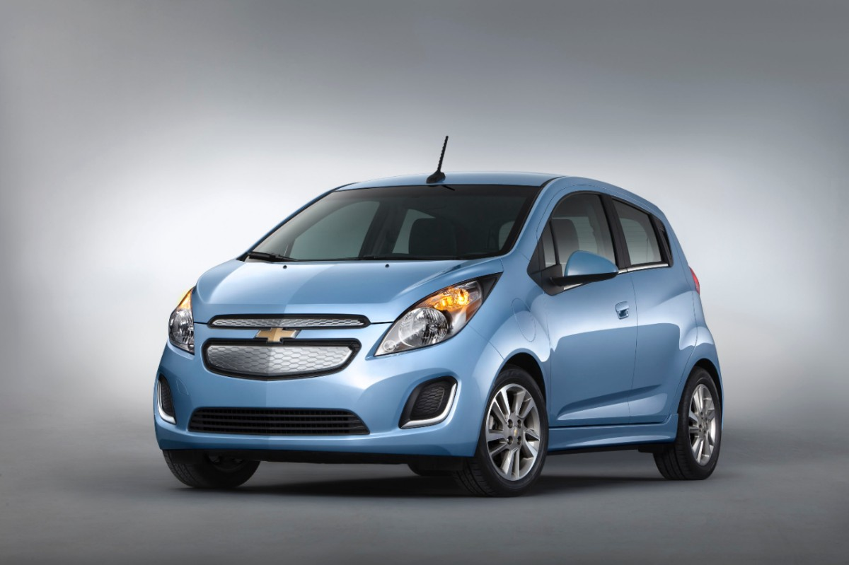 Chevrolet Spark Electric Range Estimated At 82 Miles By Epa