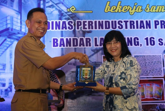 Kementerian Perindustrian Apresiasi Keberhasilan Lampung Pelopori Perda Pembangunan Industri