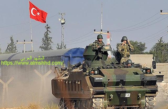 ضربة جوية سورية تستهدف الجيش التركي في إدلب واجتماع طارئ لأردوغان