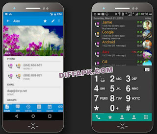 DW Contacts & Phone Dialer Apk v3.1.7.4 [Patched]