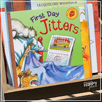 Back to School Books for kindergarten and first grade - First Day Jitters