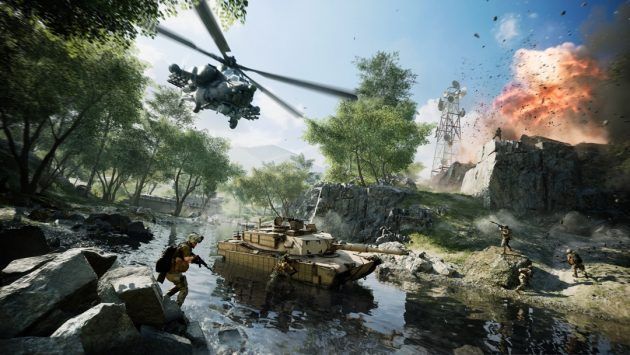 Battlefield will also be tried in a free-to-play format