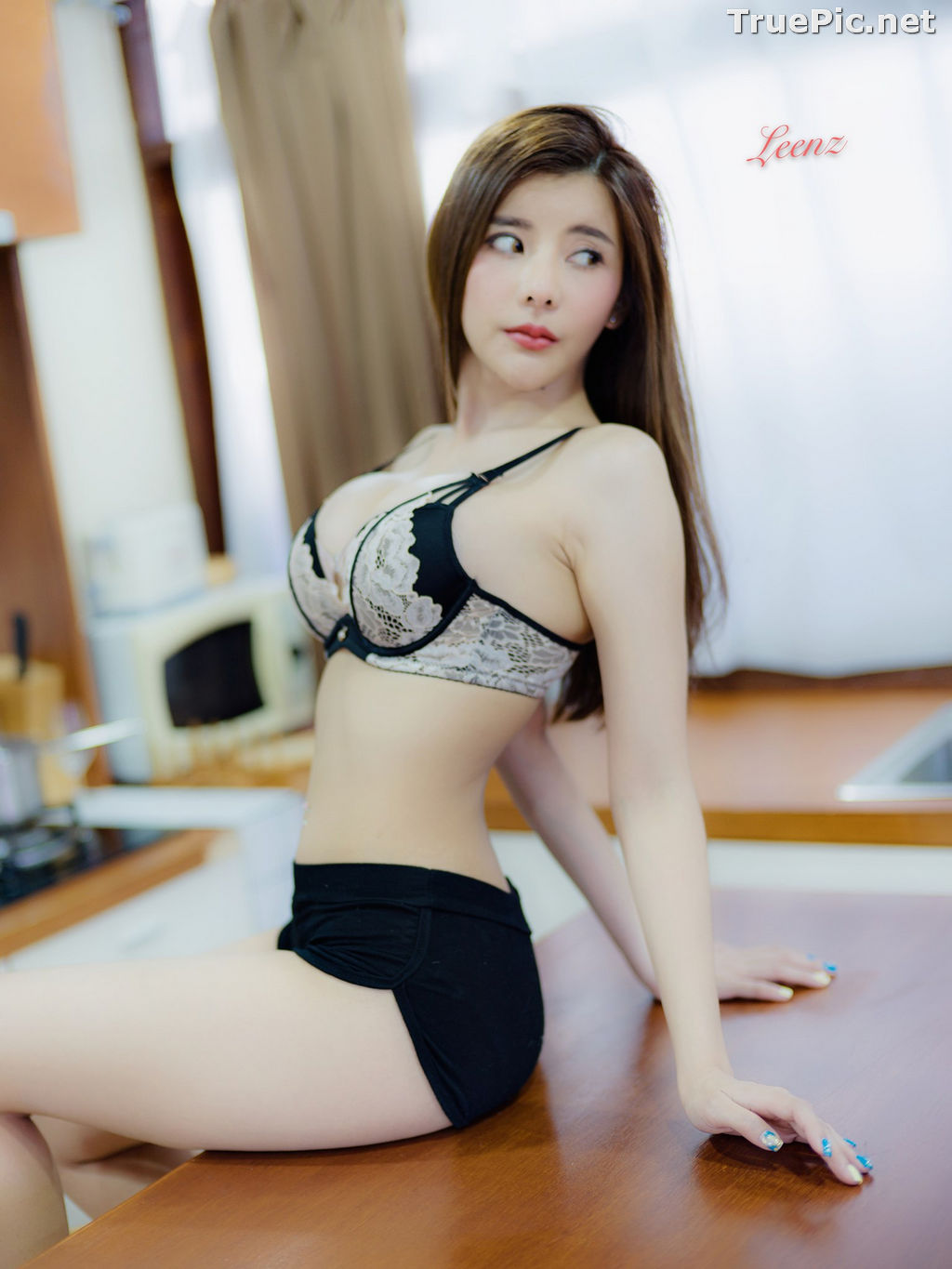 Image Thailand Model - Supitcha Boonkumphoung - Home Alone? Lingerie - TruePic.net - Picture-25