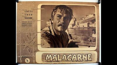 Malacarne (1946) de Pino Mercanti
