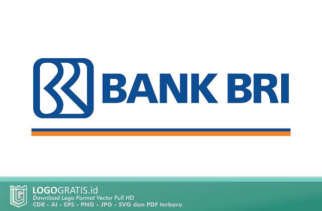 Logo Bank BRI Vector terbaru