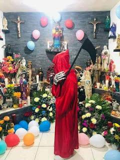Oración a la Santísima Muerte para pedir un Milagro