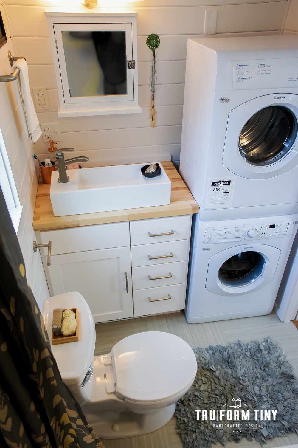 TINY HOUSE TOWN The Payette V3 From Truform Tiny Homes
