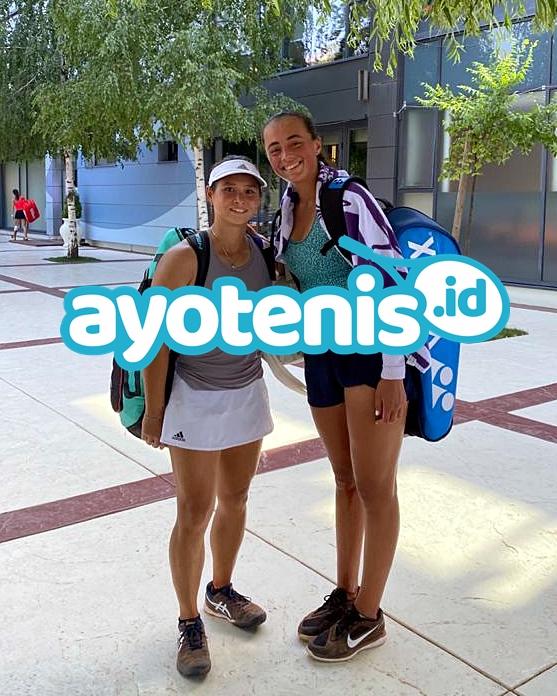 Tumbangkan Unggulan 4, Beatrice Gumulya/Shalimar Talbi Melaju ke Semifinal WTA Belgrade