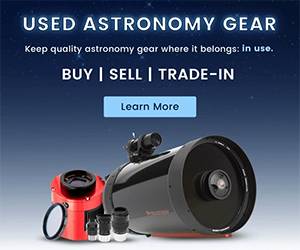 Used Astronomy Gear