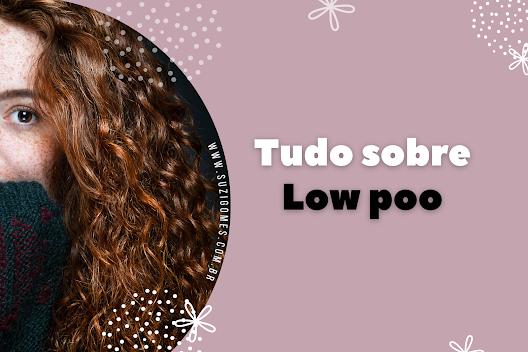 Tudo que você precisa saber sobre low poo