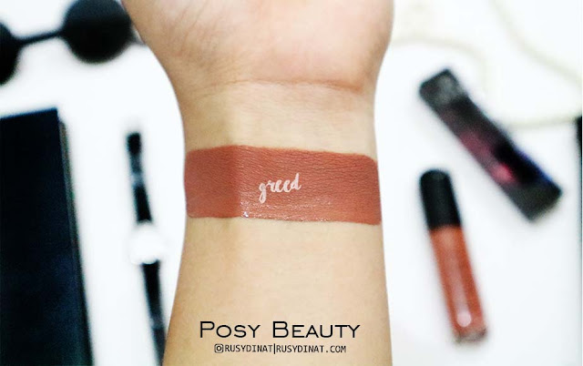 Posy Beauty Shade Greed