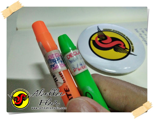 Koleksi Pen Highlighter Untuk Membaca, Ulangkaji, Planning, Nota dan Belajar Serta 3 Jenis Pen Highlighter Pilihan