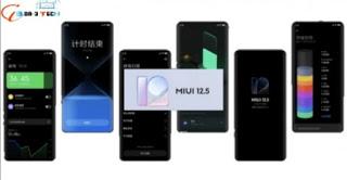 قائمة هواتف شاومي المتوافقة مع أحدث إصدار من واجهة Xiaomi MIUI 12.5 المتطورة 2021