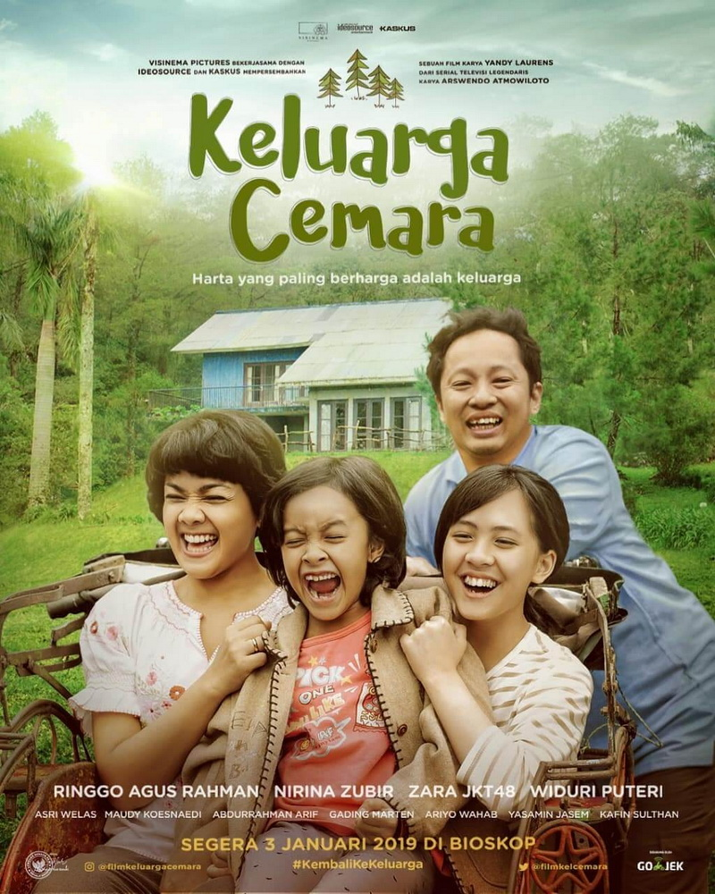 Image Result For Review Film Keluarga Cemara
