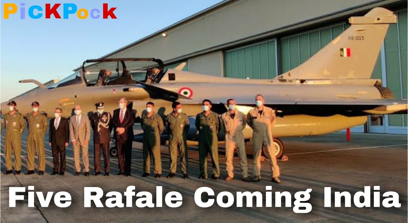 Five Rafale Jets Coming India, Rafale jets power and equipment