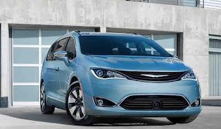 2018 Chrysler Pacifica Moteur, spécifications, prix et rumeur intérieure