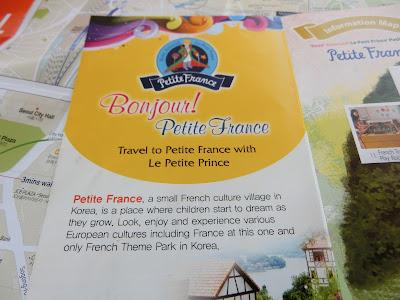 Trip Ke Seoul Day 2 (Part 3) Kembali ke zaman budak budak di Petite France