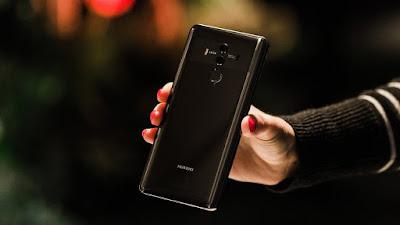Huawei Mate 10Pro diseño