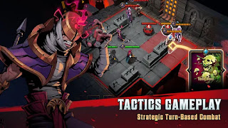 Grimguard Tactics: End of Legends mod apk