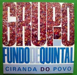 CD Fundo de Quintal - Ciranda do Povo (1989)