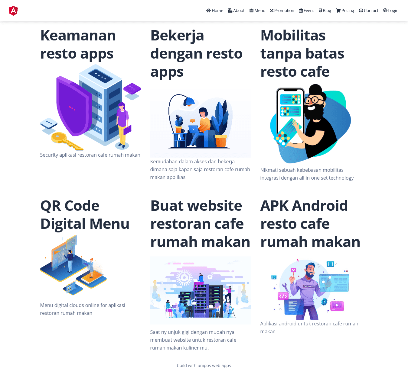 website restoran,aplikasi restoran,aplikasi restoran