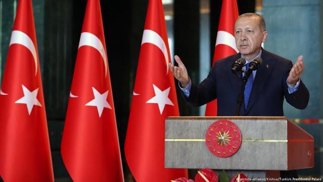 Ο Ερντογάν ζητάει μαζική προσέλευση στις εκλογές της Κωνσταντινούπολης