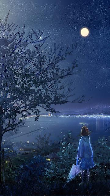Beautiful Day Anime Full HD Wallpaper