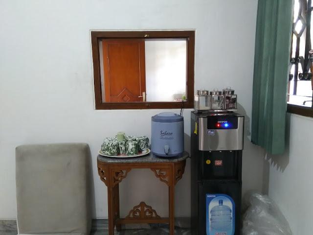fasilitas dispenser omah pelem