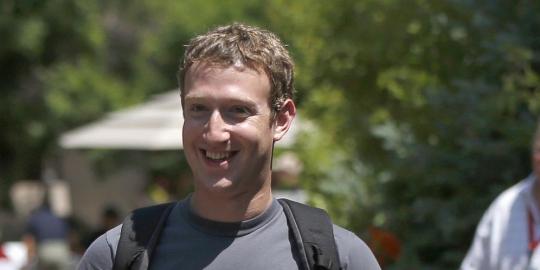 Milliuner pemilik dan pendiri facebook