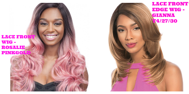 Divatress   Wigs are the new trend for Spring