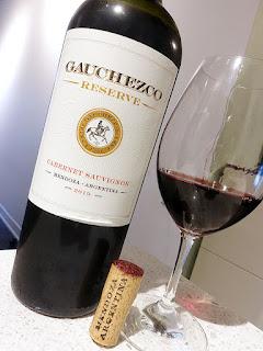 Gauchezco Reserve Cabernet Sauvignon 2018 (88+ pts)