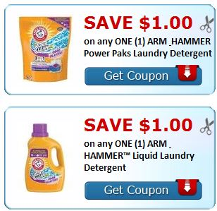Arm & Hammer Liquid Laundry