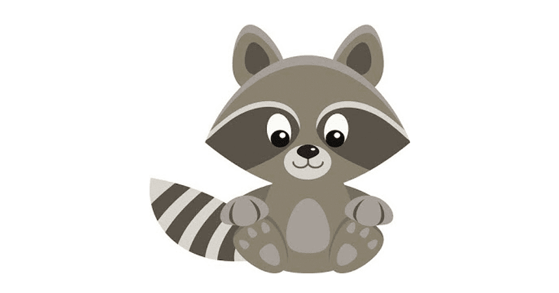 Freebie Raccoon Clip Art Grade Onederful Designs