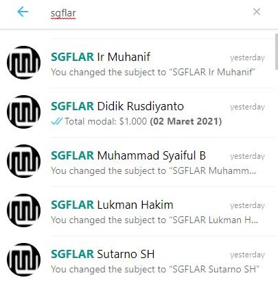 whatsapp sgflar muhbalak
